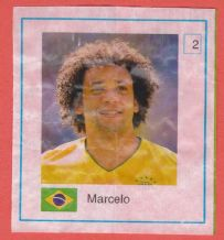 Brazil Marcelo Real Madrid